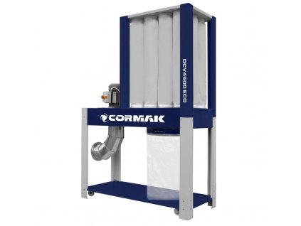 CORMAK DCV4500 Eco odsávanie prachu a drevnej štiepky