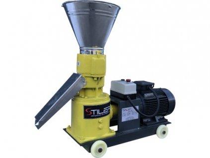 Granulátor STILER 3kW 400V