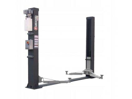 Podnosnik dwukolumnowy GRUBBER automat 4T BUSY PRO