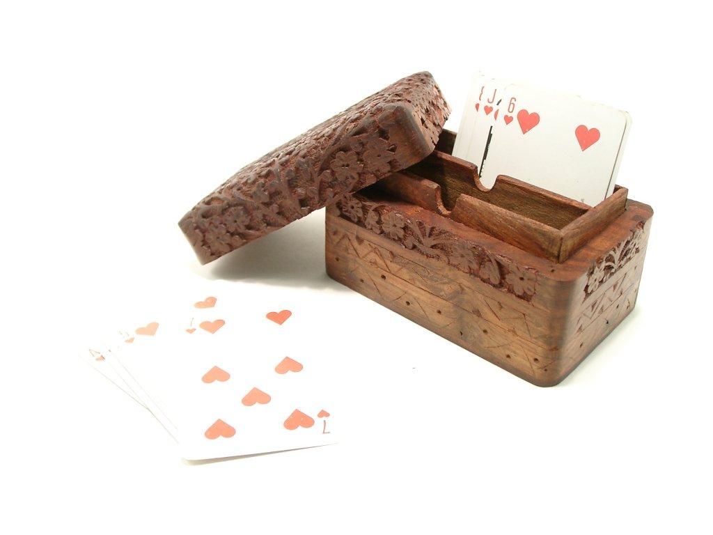 Krabička na karty
