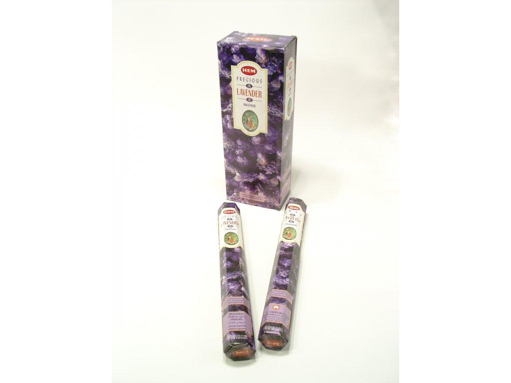 Lavender precious - vonné tyčinky