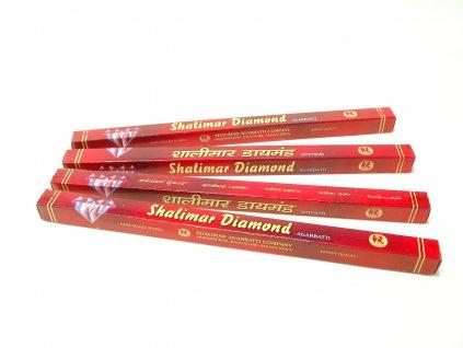 Shalimar Diamond - vonné tyčiny