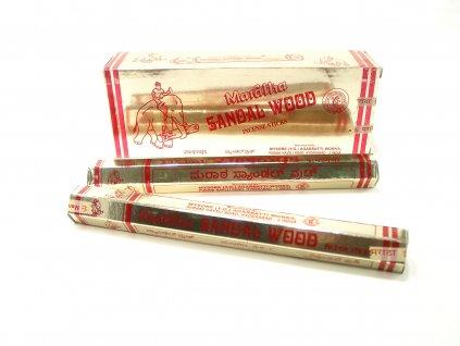 Maratha Sandal wood- Vonné tyčinky