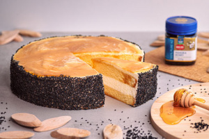 Torta s Manuka medom