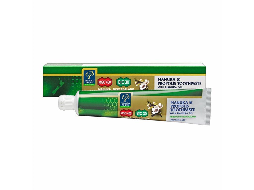 Zubná pasta MGO 400+ s Manuka olejom 100g