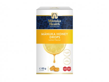 Cukríky Manuka MGO 400 + citrón 15ks