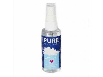 100% prírodný PURE Deodorant - sprej 50ml