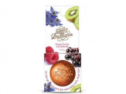Super Fruity Lip Rescue - Prírodný balzam na pery Super-fruity 12,5 g