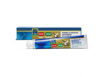 Zubná pasta MGO™ 400+ s Tea Tree olejom 100g