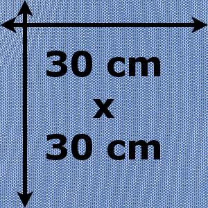 Čtverec 30 x 30 cm