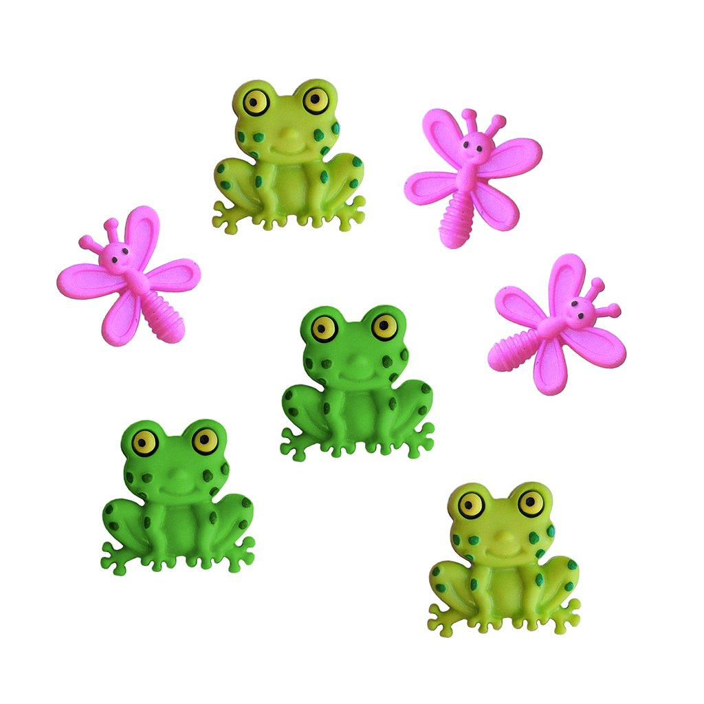 Happy Frogs sada druha varianta