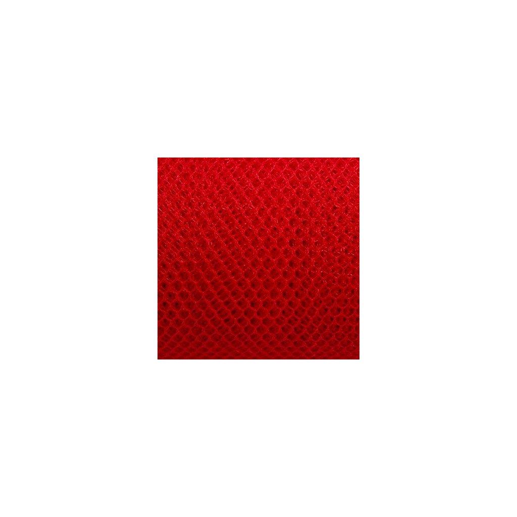 červený