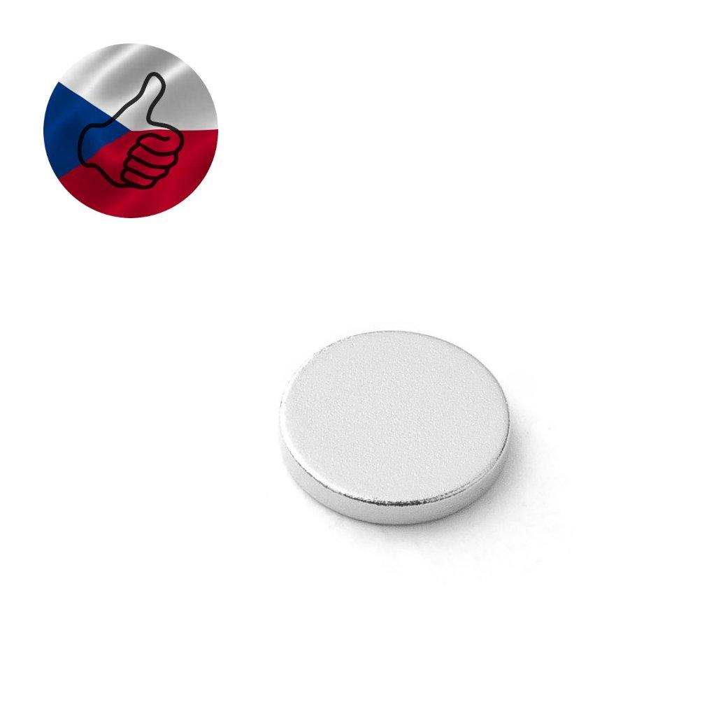 magnet kulatý KT 10 1.5 N