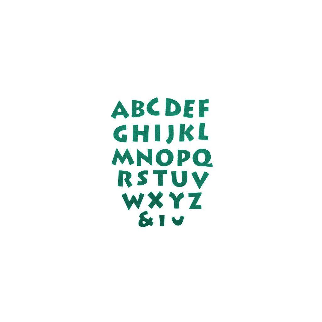 05 abeceda zelena