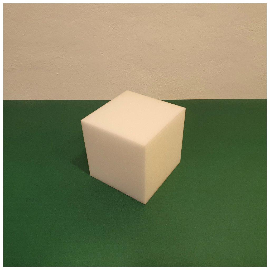 Molitanová kostka 23 x 23 x 23 cm