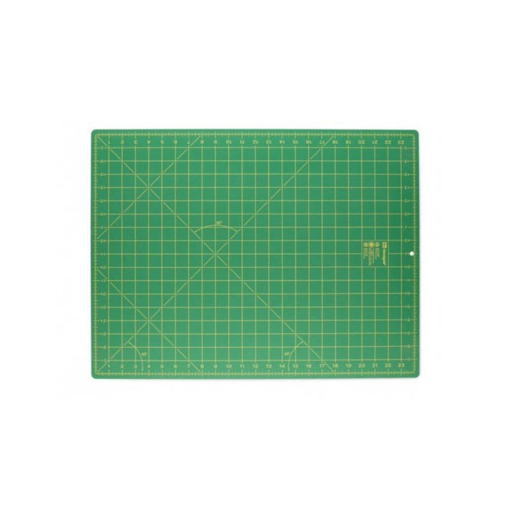 rezaci podlozka 45x60 tmave zelena