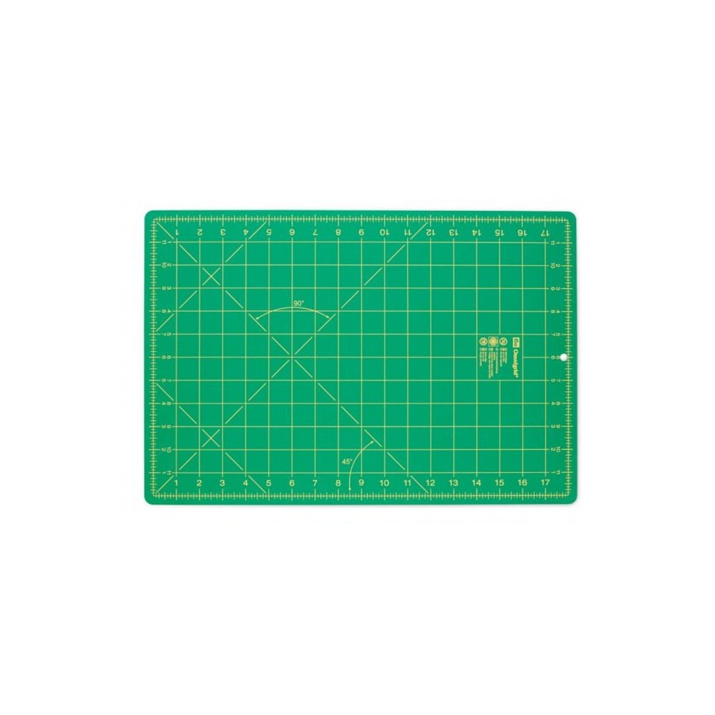rezaci podlozka 30x45 tmave zelena