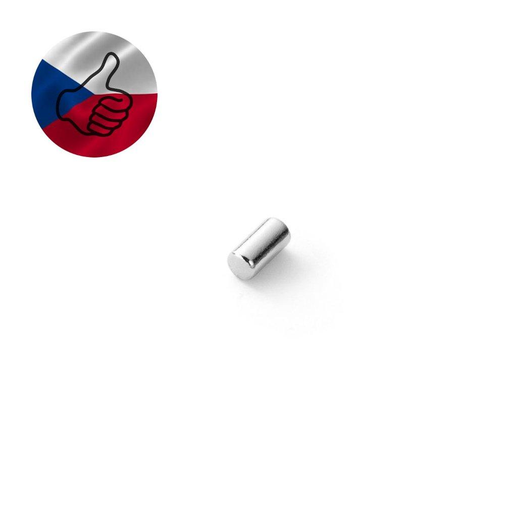 magnet válec T 02 04 N