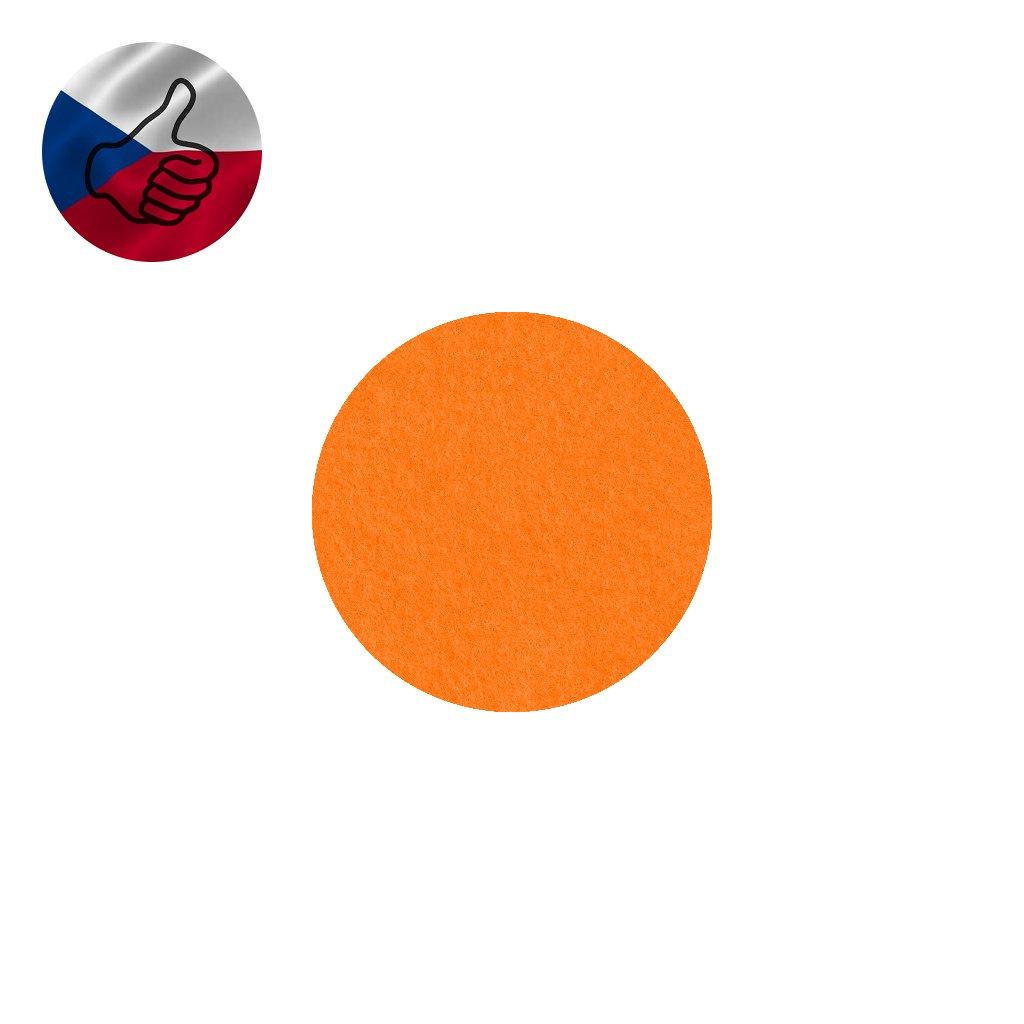 06 oranzovy filc