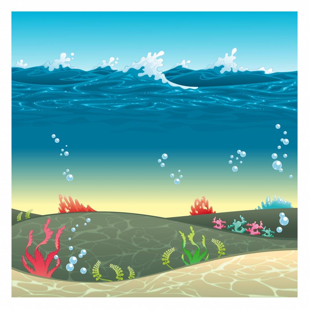 pod hladinou more 1