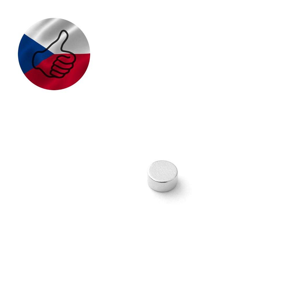 magnet kulatý KT 03 1.5 N