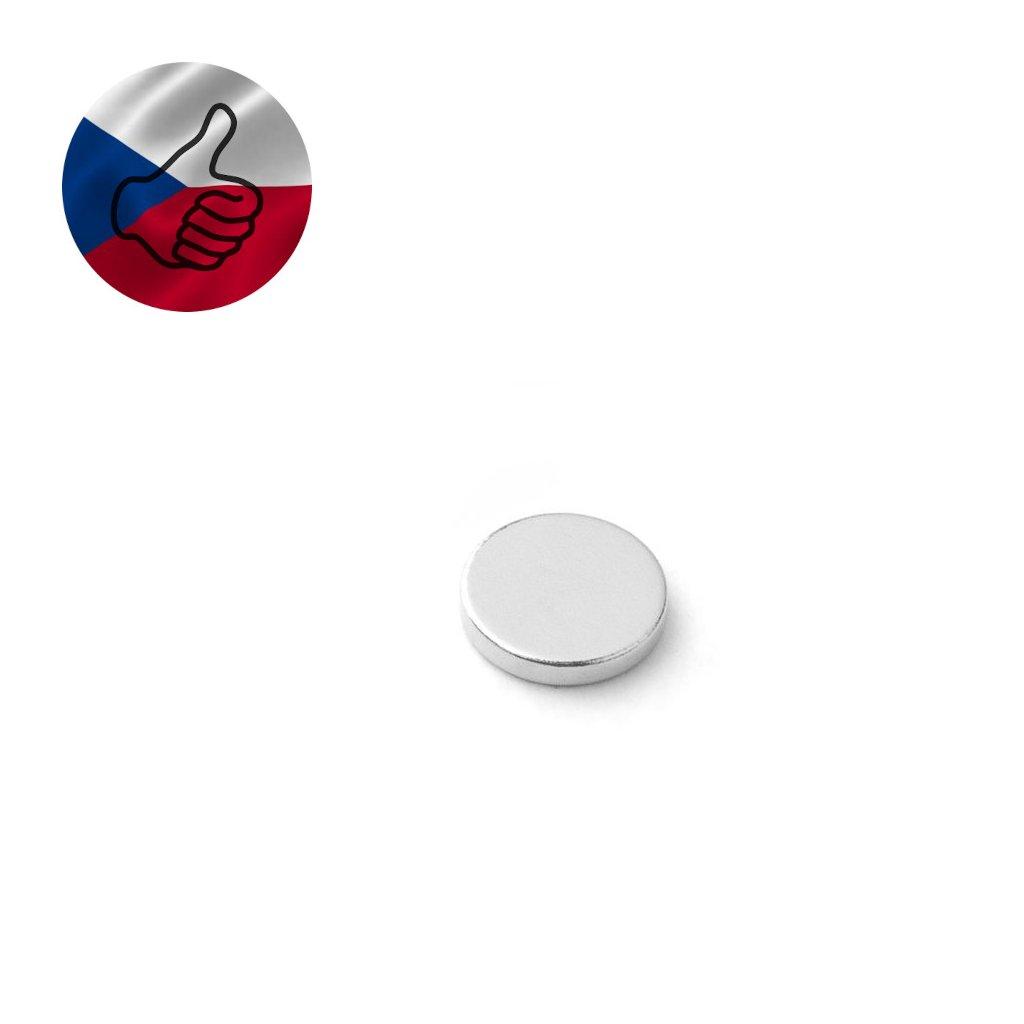 magnet kulatý KT 06 01 N
