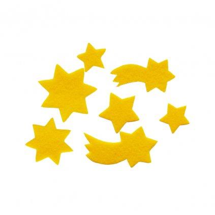 komety a hvezdy