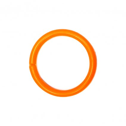 rings plastic color all
