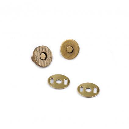 magneticke zapinani male 10mm staromosaz