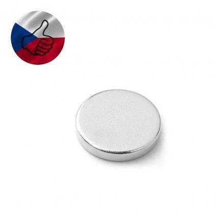 magnet kulatý KT 12 2 N