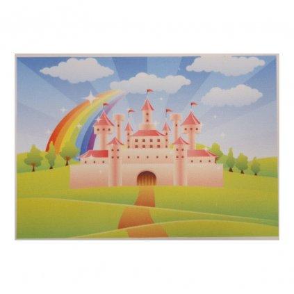 mechova latka zamek