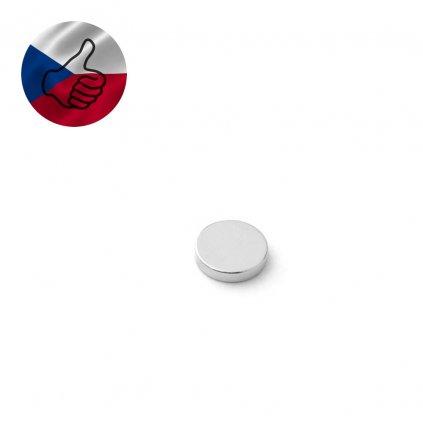 magnet kulatý KT 05 01 N