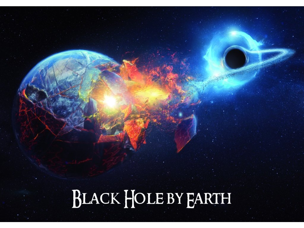 MCU48 BLACK HOLE BY EARTH