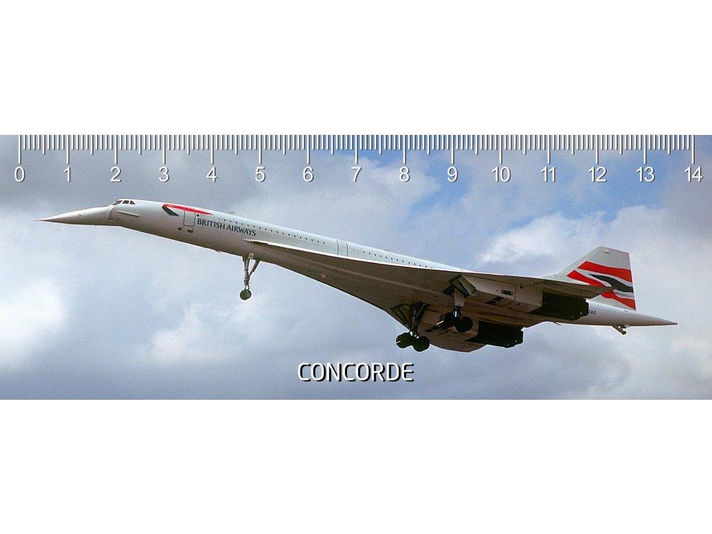 MC921 CONCORDE BA