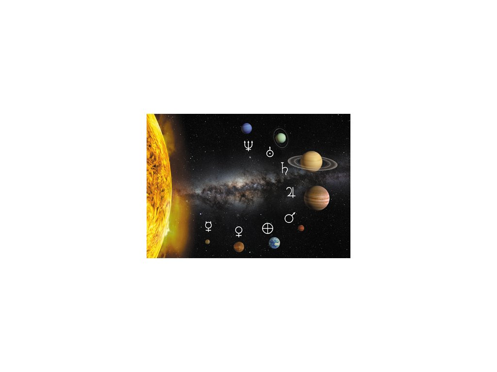 MCP11S SOLAR SYSTEM WITH SIGNS