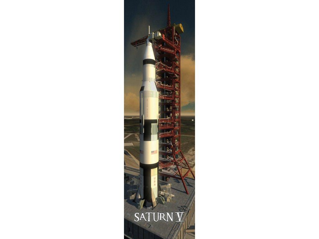 M3D08 SATURN V