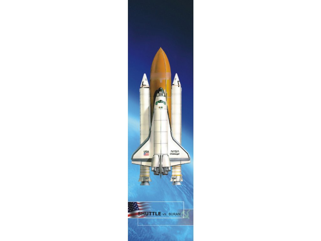 MCT06 BURAN VS SHUTTLE THESHUTTLE