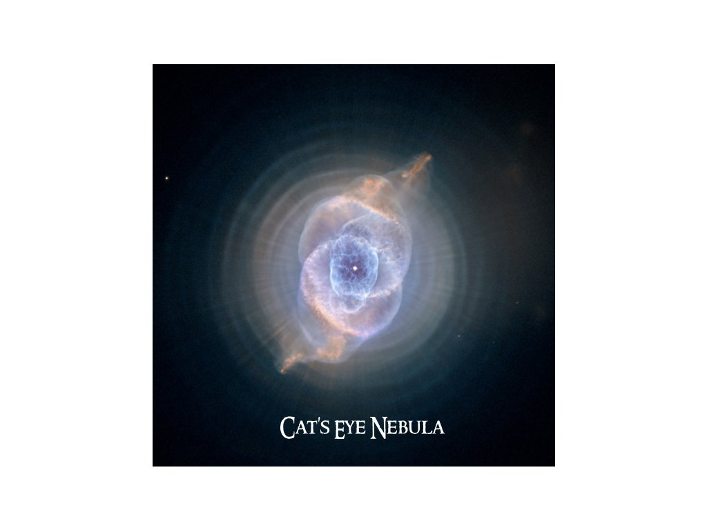 MCU32 CATS EYE NEBULA