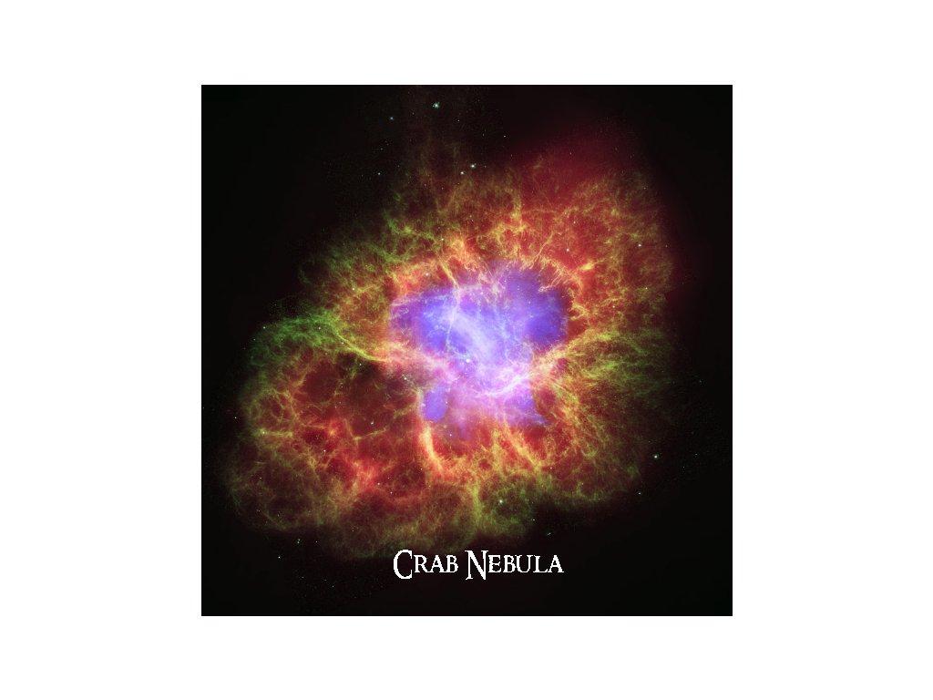 MCU33 CRAB NEBULA