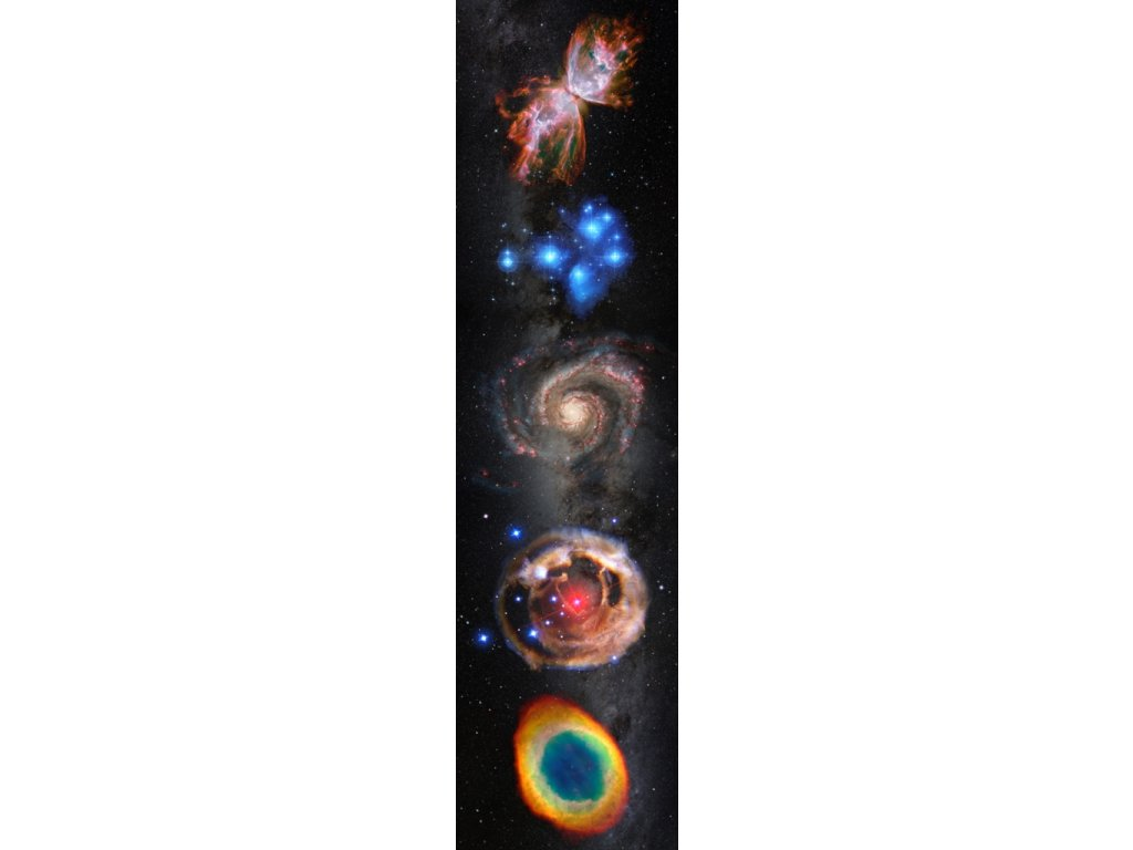 MCU26 GALACTIC BOOKMARK