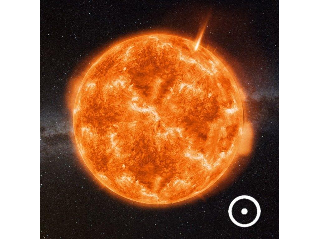 MCG03 MAGNETIC SUN