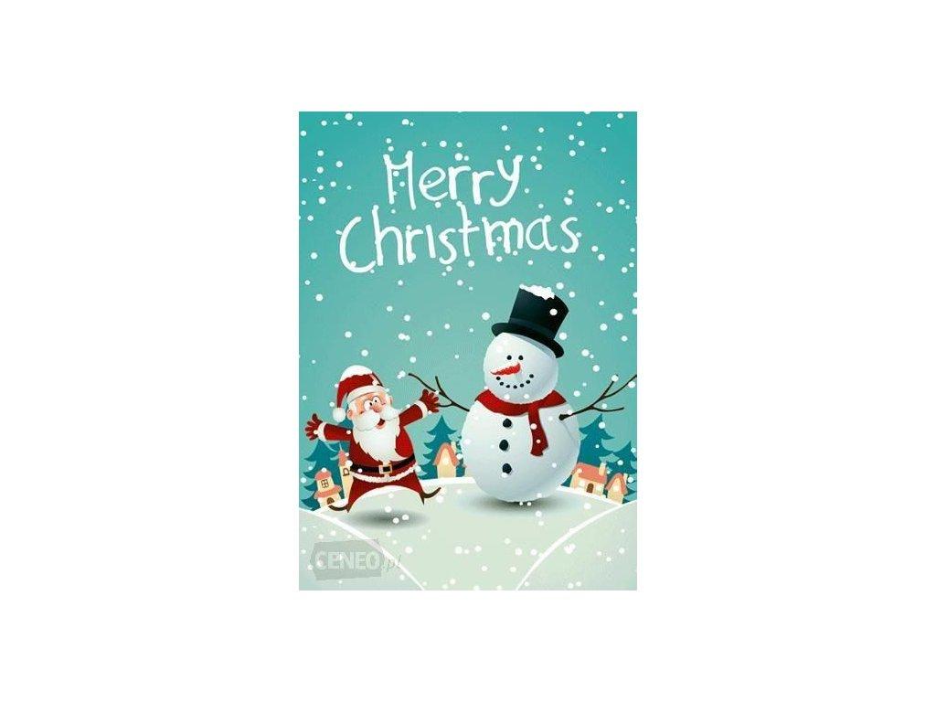 i mbm systems kartka merry christmas no 01 3d