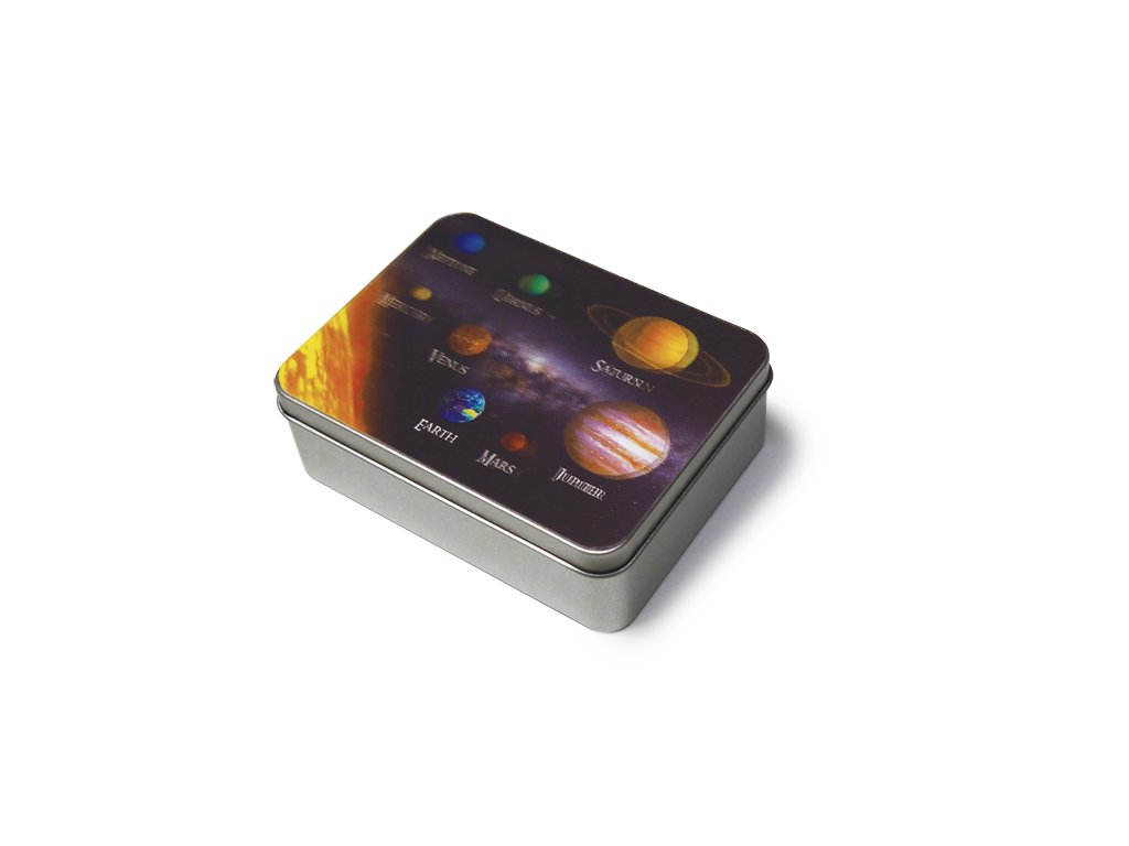 MPZ02 Puzzle Solar System