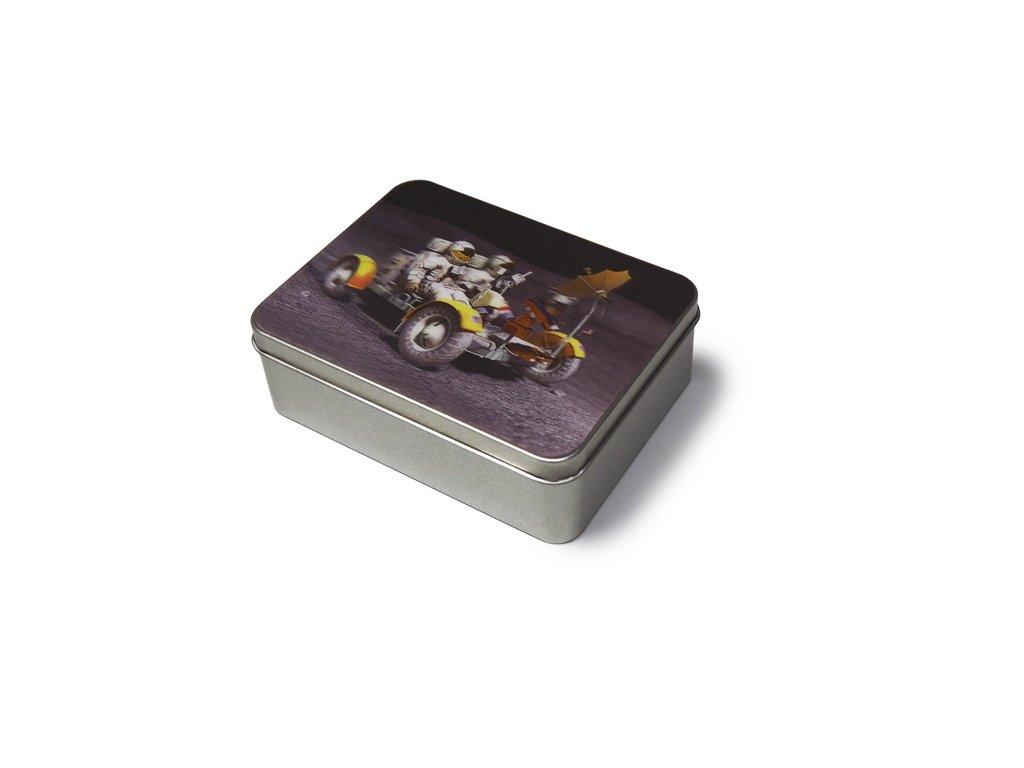 MPZ04 Puzzle Lunar Rover