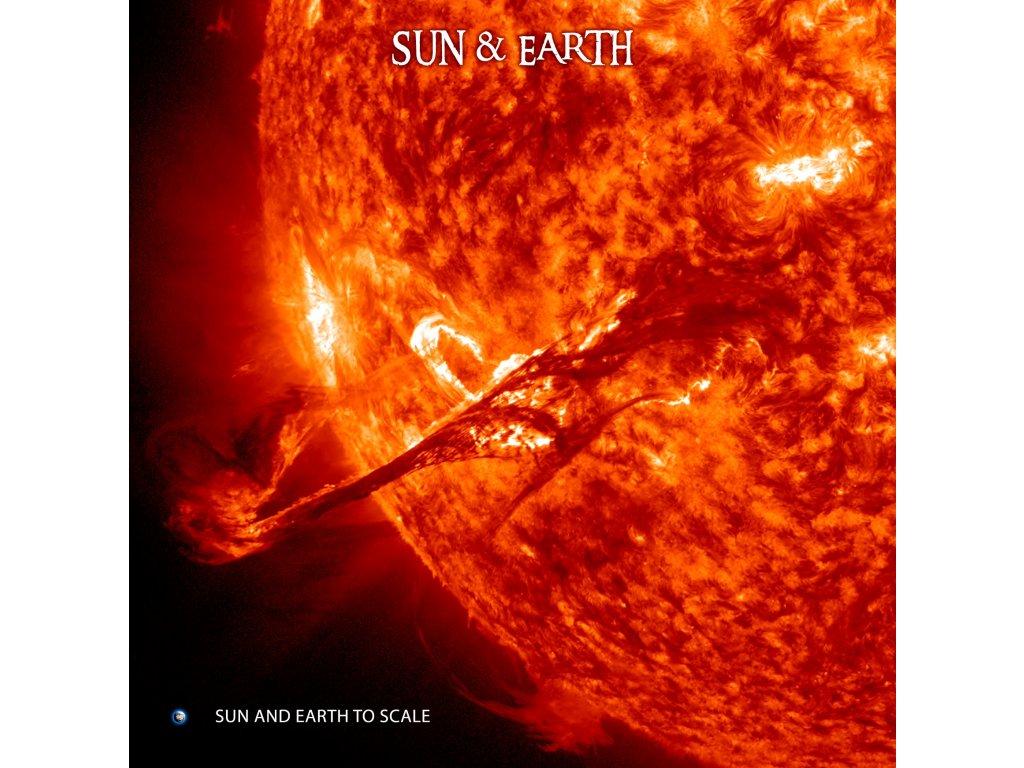MCU54 SUN & EARTH