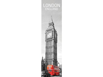 LON01 LONDON IN RED