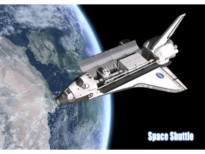 MCT02 SPACE SHUTTLE 2015