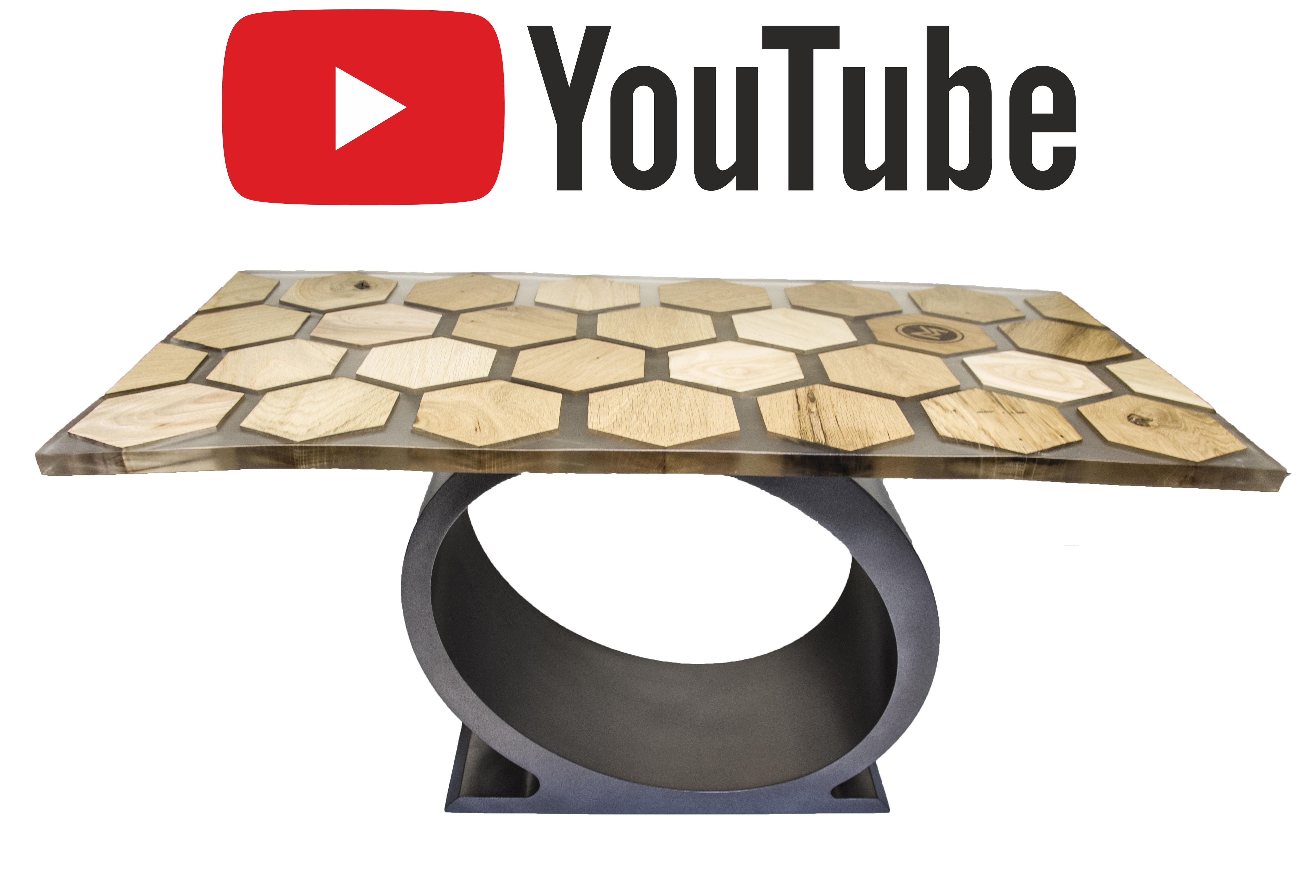 Jak vznikl náš Konferenční stolek - VIDEO