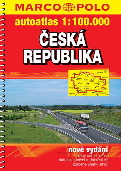 Autoatlas ČR - MP