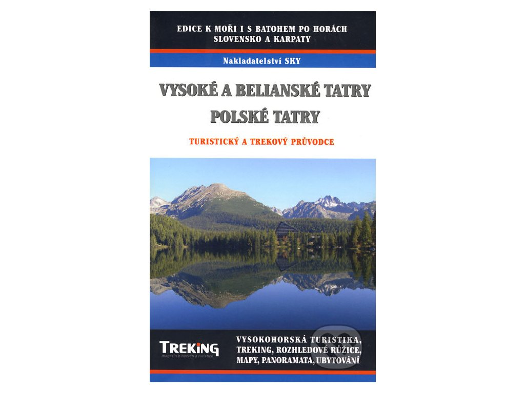Vysoké a Bielanské Tatry /průvodce SKY